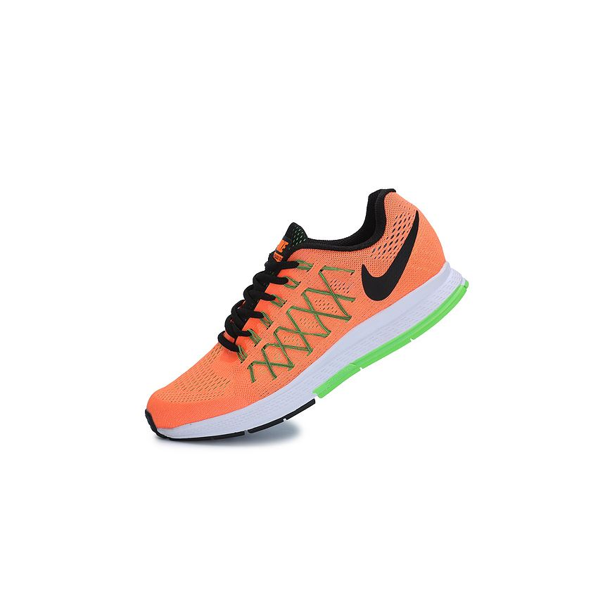 release date: fd15f 7ae6f Men's Nike Air Zoom Pegasus 32 Running Shoes Orange/Green ...