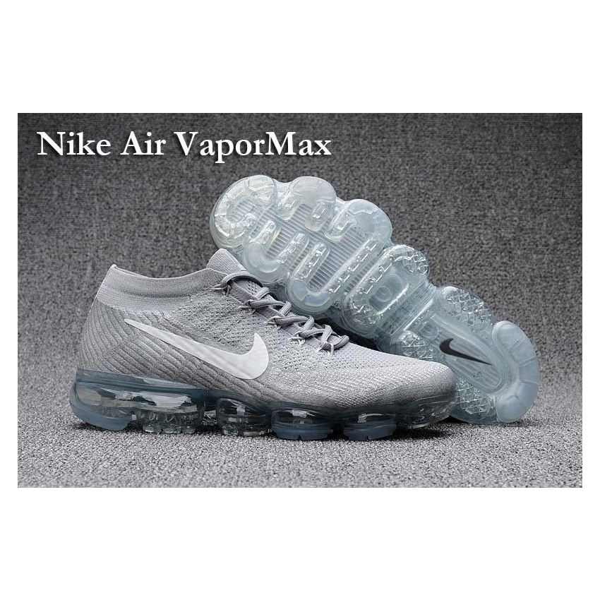 new styles 1025c 72a9b Nike Air VaporMax 2018 Women's Running Shoes Silver, Nike ...
