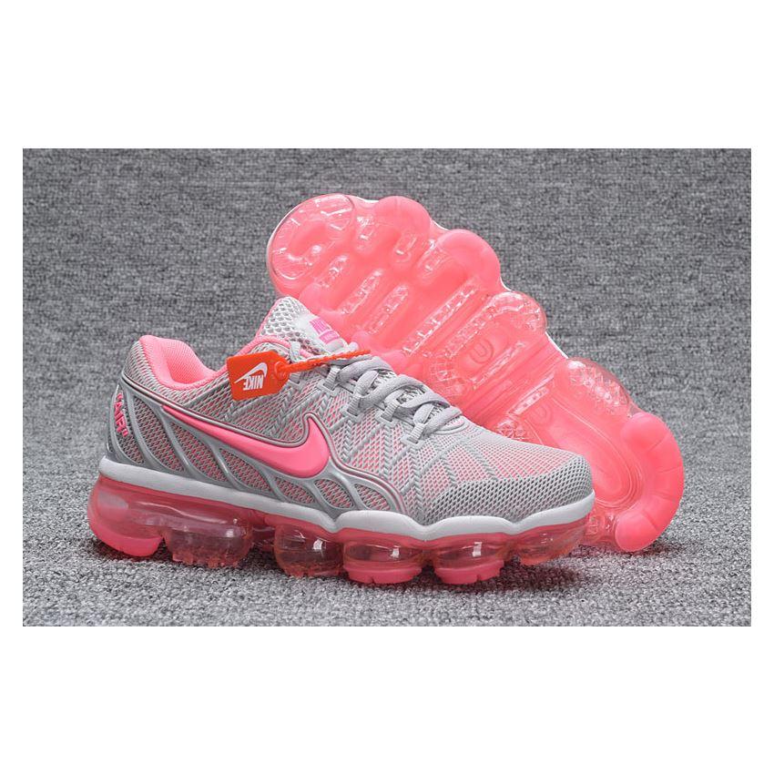 cheap for discount 911a4 c43ee Nike Air VaporMax KPU 2018 Women's Grey Pink Onsale, Nike ...