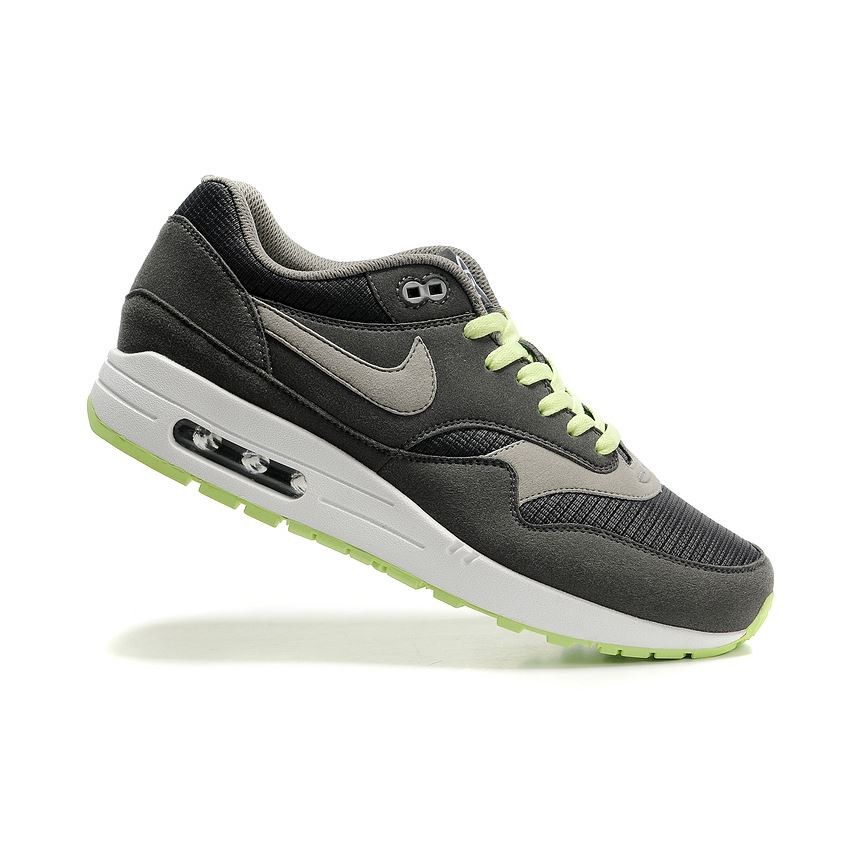 official photos 9b705 9d8f8 Outlet Men's Nike Air Max 1 Shoes Army Green Sale Clearance, Nike ...
