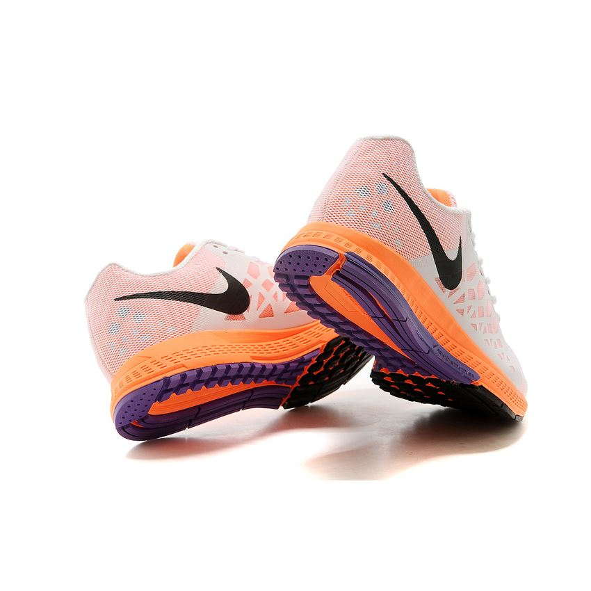 b8ef2143e473 Women s Nike Air Zoom Pegasus 31 Running Shoes White Black Bright Mango  654486-102