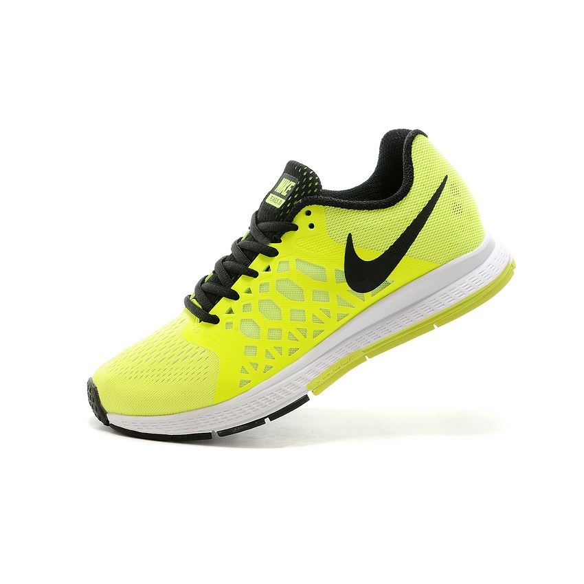 new product f099f 28bb7 Women s Nike Air Zoom Pegasus 31 Running Shoes Fluorescence Green Black White  654486-301