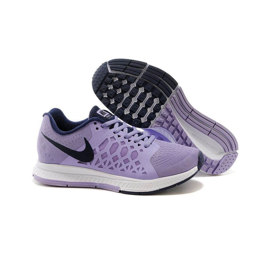the best attitude 6bf8e 7b98f Women s Nike Air Zoom Pegasus 31 Running Shoes Powder Purple Black White  654486-501