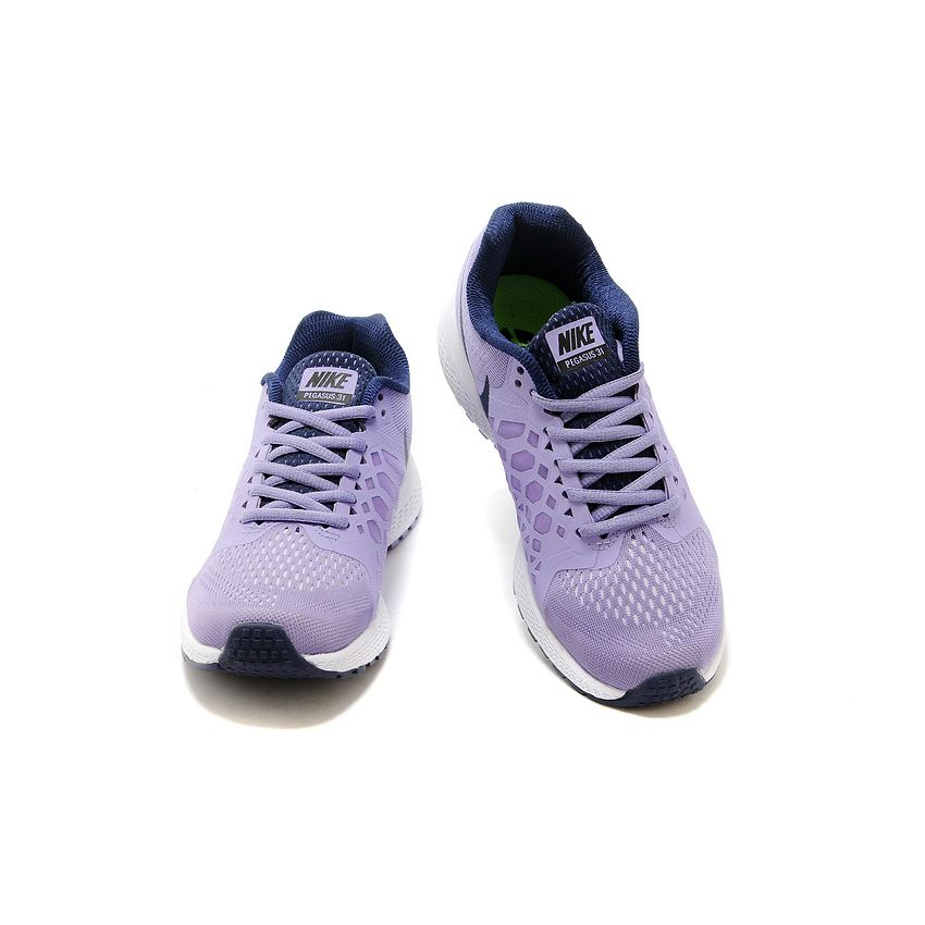 the best attitude 3c4f0 a7388 Women s Nike Air Zoom Pegasus 31 Running Shoes Powder Purple Black White  654486-501