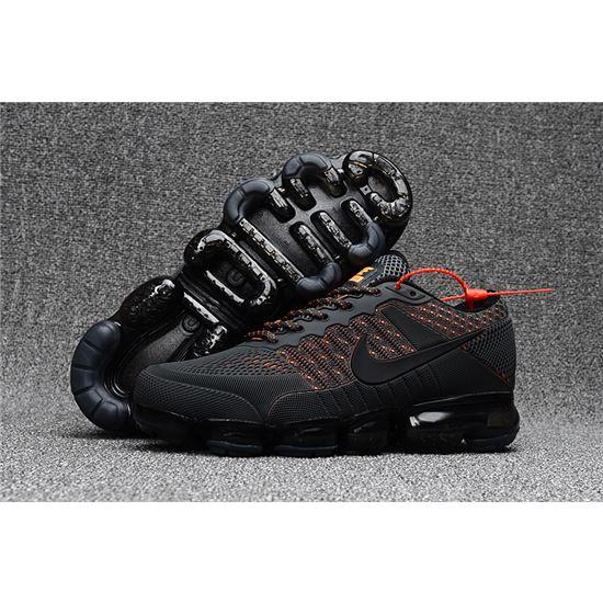 buy popular f72ac f725a Nike Air VaporMax KPU 2018 Men s Black Orange, Air Max 98, Nike Air Max 270