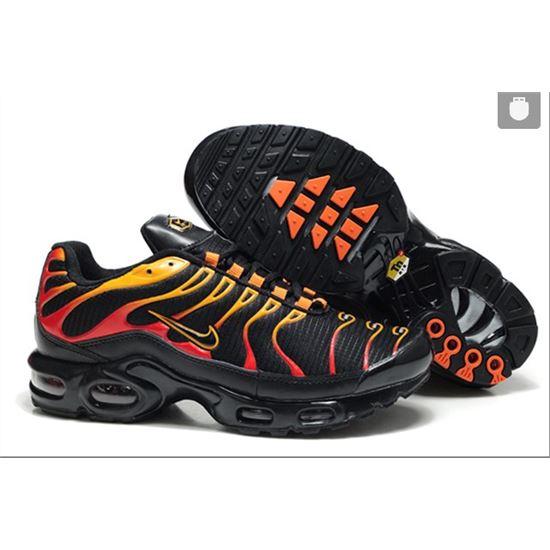 Fructífero Gastos de envío nacido  Men's Nike Air Max TN Shoes Black Red Yellow, Nike Air Max 98 Gundam, Nike  Air Max 90