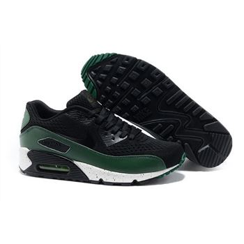 67a5fa25f8 Nike Air Max 90 Prm Em Men Green And Black Casual Shoes Outlet Online