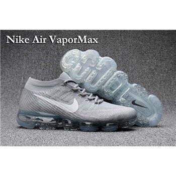 Nike Air VaporMax 2018 Women s Running Shoes Silver e45e17d4a8
