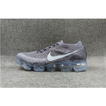 Nike flyknit Air VaporMax 2018 Women's Dark Grey Black