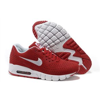 hot sale online d6426 c5052 Air Max 90 Current Moire Unisex Red White Running Shoes Inexpensive