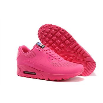 hot sale online 53ff6 69547 Nike Air Max 90 Hyp Qs Women All Pink Sports Shoes