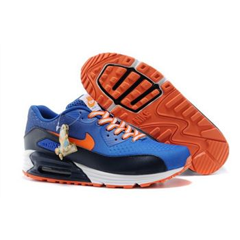 super popular 6bd1e f9557 Nikeid Air Max 90 2014 World Cup National Team Womens Shoes Netherlands  Blue Orange Factory Store