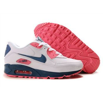 closeout nike air max 90 women wholesale white pink yellow