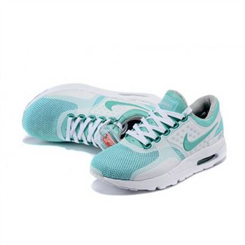 quality design e9f62 c33b1 Women Nike Air Max Zero Qs Mint Green White