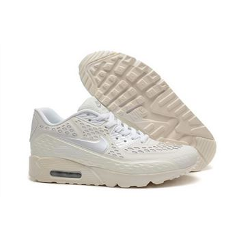 best cheap e1f43 324f7 Nike Air Max 90 Hyp Prm Mens Shoes 2015 Bright White All Hot Outlet Online