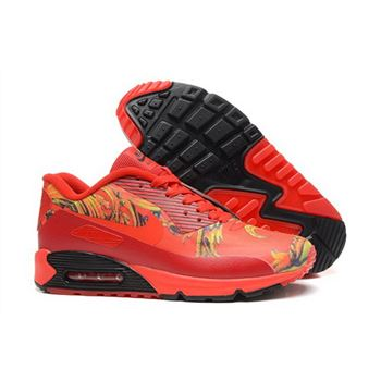 separation shoes 1be57 92f68 Nike Air Max 90 Hyp Prm Mens Shoes 2015 Magic World Chinese Red Gold New  Taiwan