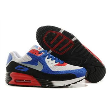 size 40 09c8e 7405b ... 2015 Gray Black Royal Blue Hot Ireland.  202.00  86.00. Nike Air Max 90  Hyp Prm Mens Shoes High Inside Black White Blue Sliver Hot Spain